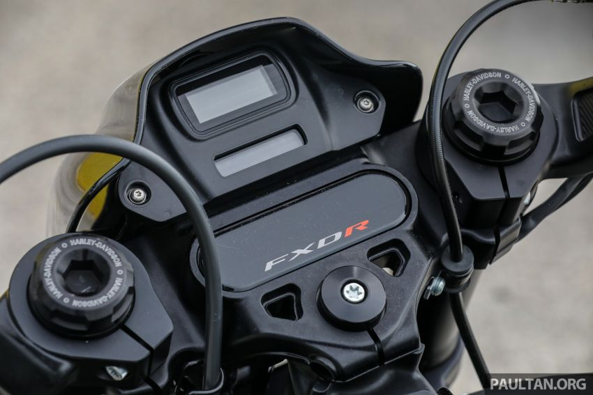 REVIEW: Harley-Davidson FXDR 114, RM116,400 – bringing power to the people, Milwaukee 8 style? Image #1153595