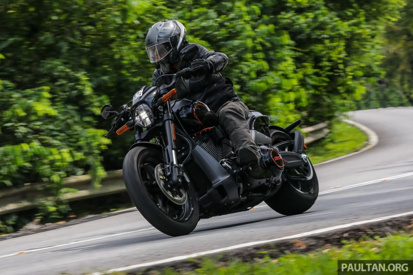 REVIEW: Harley-Davidson FXDR 114, RM116,400 – bringing power to the people, Milwaukee 8 style? Image #1153610