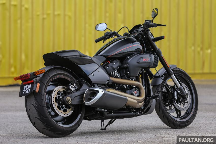 REVIEW: Harley-Davidson FXDR 114, RM116,400 – bringing power to the people, Milwaukee 8 style? Image #1153558