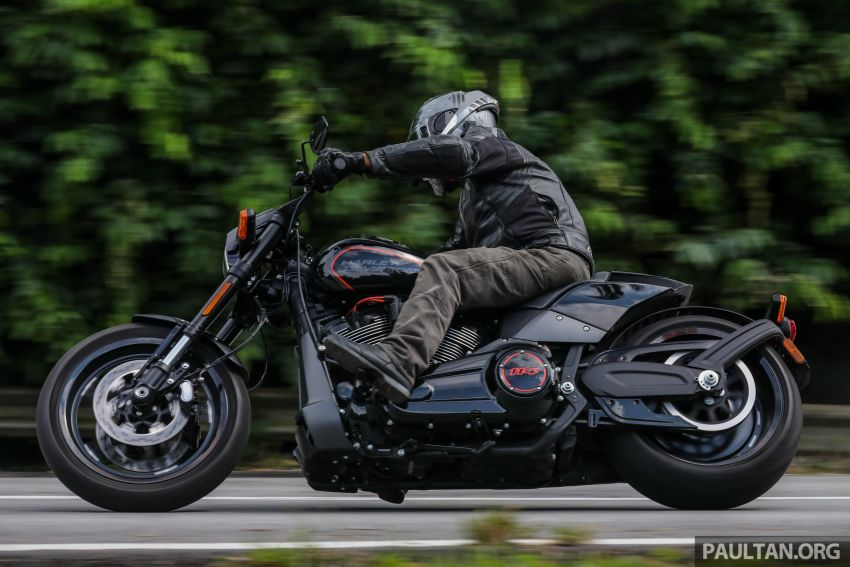 REVIEW: Harley-Davidson FXDR 114, RM116,400 – bringing power to the people, Milwaukee 8 style? Image #1153612