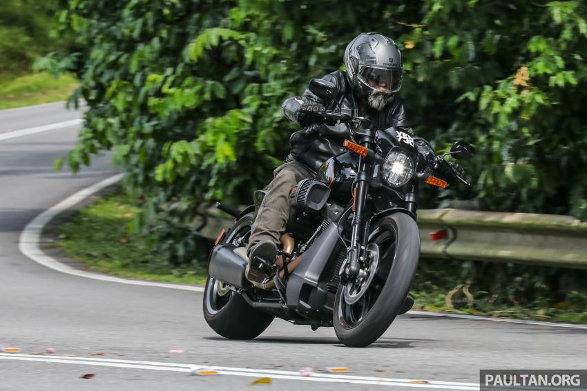 REVIEW: Harley-Davidson FXDR 114, RM116,400 – bringing power to the people, Milwaukee 8 style? Image #1153613
