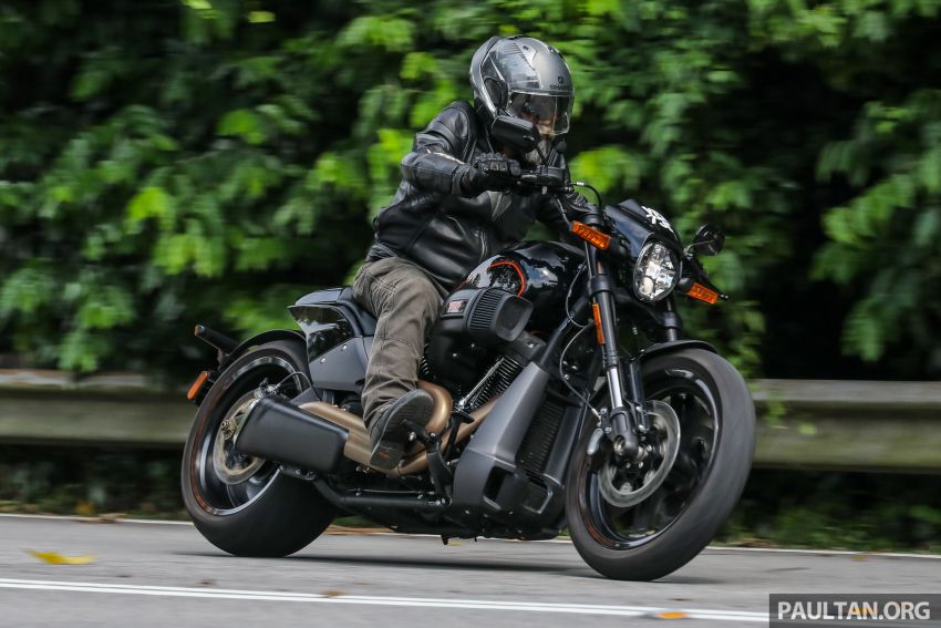 REVIEW: Harley-Davidson FXDR 114, RM116,400 – bringing power to the people, Milwaukee 8 style? Image #1153615
