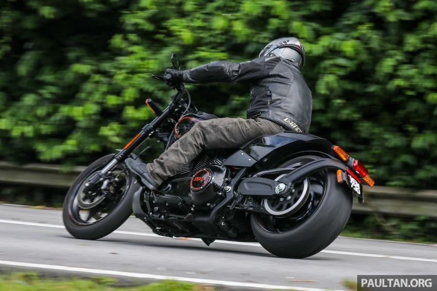 REVIEW: Harley-Davidson FXDR 114, RM116,400 – bringing power to the people, Milwaukee 8 style? Image #1153619