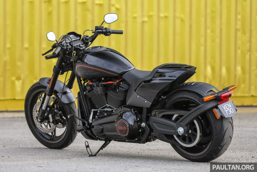 REVIEW: Harley-Davidson FXDR 114, RM116,400 – bringing power to the people, Milwaukee 8 style? Image #1153560