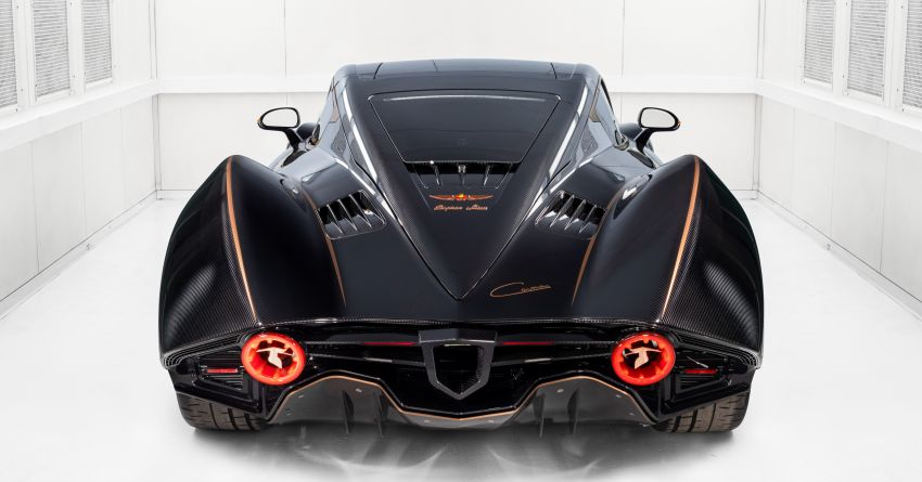 2020 Hispano Suiza Carmen Boulogne – electric hyper GT from Spain with 1,114 PS, 1,600 Nm; 5 units only! Image #1153115