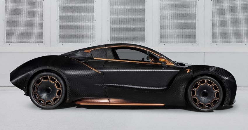 2020 Hispano Suiza Carmen Boulogne – electric hyper GT from Spain with 1,114 PS, 1,600 Nm; 5 units only! Image #1153119