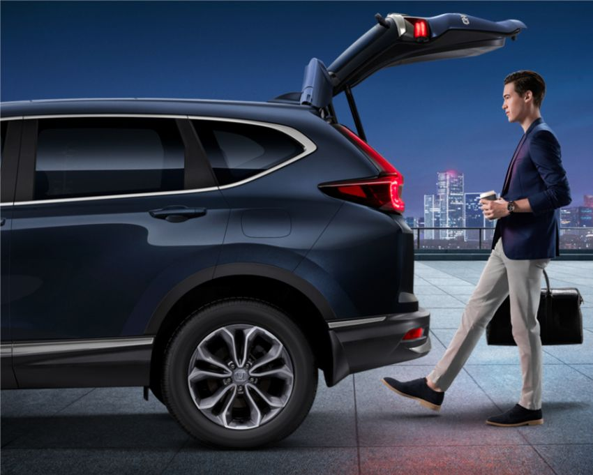 2020 Honda CR-V facelift launched in Thailand – 2.4L NA petrol and 1.6L diesel remain, RM186k to RM239k Image #1144970