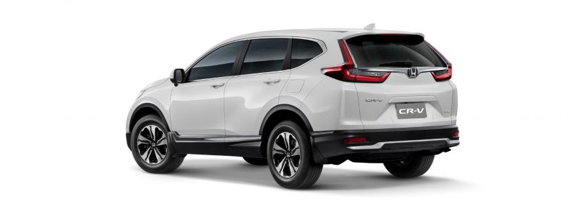 2020 Honda CR-V facelift launched in Thailand – 2.4L NA petrol and 1.6L diesel remain, RM186k to RM239k Image #1144966