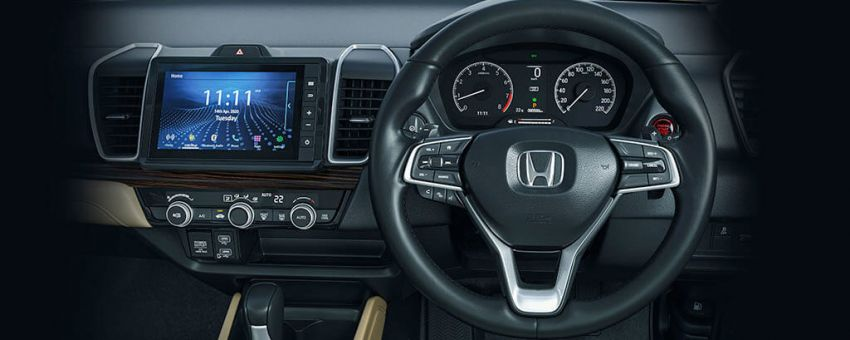 2020 Honda City launched in India – 1.5L petrol and diesel engines; LaneWatch; priced from RM62k-RM83k Image #1147473