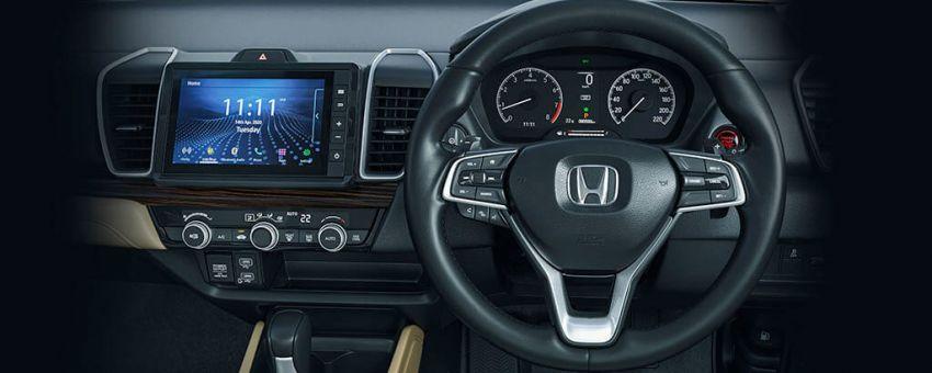 Honda City 2020 dilancar di India – pilihan enjin 1.5L i-VTEC dan diesel; LaneWatch; dari RM62k-RM83k Image #1147750