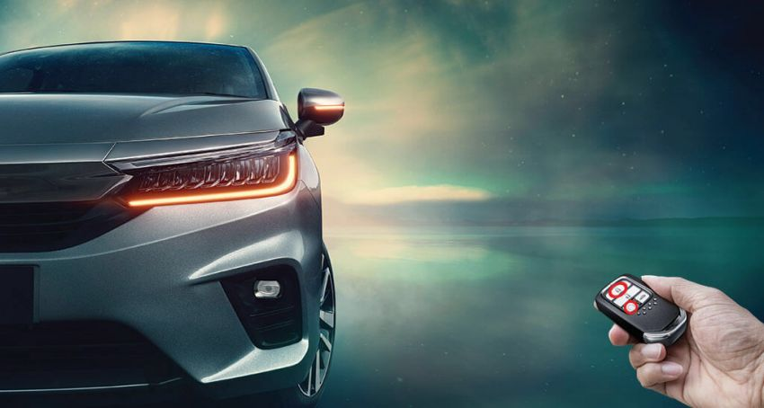Honda City 2020 dilancar di India – pilihan enjin 1.5L i-VTEC dan diesel; LaneWatch; dari RM62k-RM83k Image #1147741