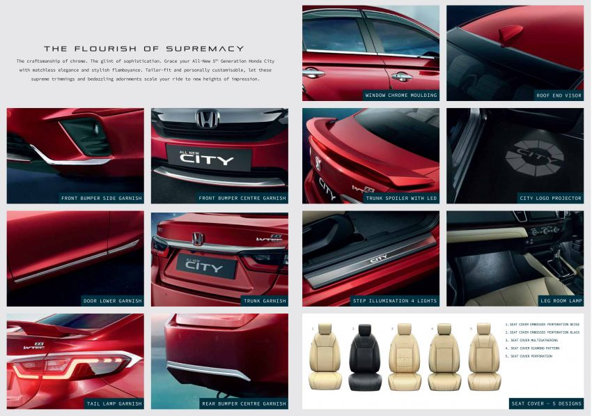 2020 Honda City launched in India – 1.5L petrol and diesel engines; LaneWatch; priced from RM62k-RM83k Image #1147495