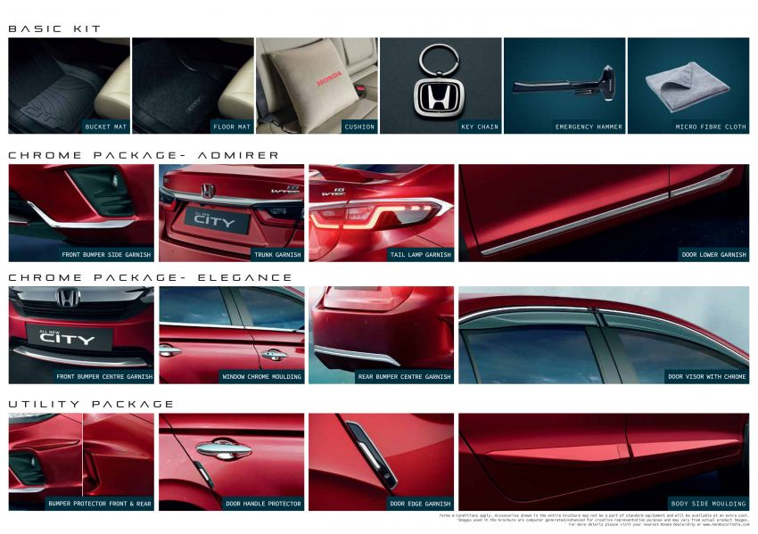 2020 Honda City launched in India – 1.5L petrol and diesel engines; LaneWatch; priced from RM62k-RM83k Image #1147502