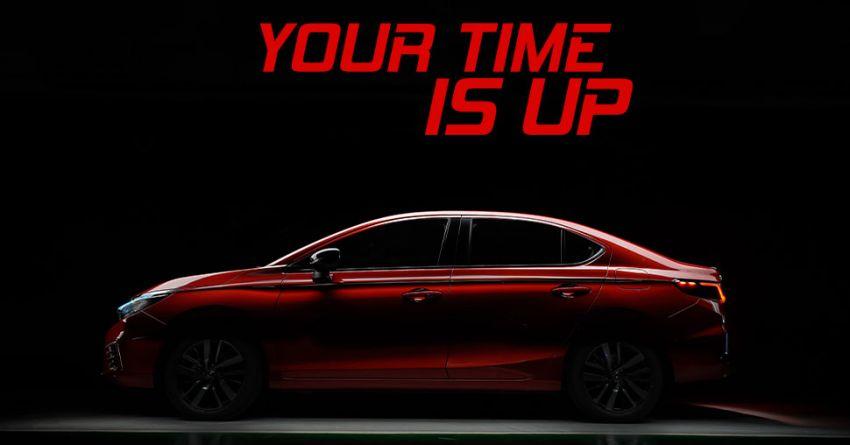 2020 Honda City teased for Malaysia – launch soon? Image #1151679