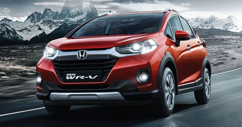 2020 Honda WR-V facelift launched in India – updated styling and kit; petrol and diesel engines; from RM49k Image #1140791