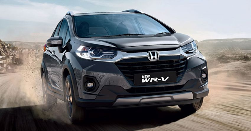 2020 Honda WR-V facelift launched in India – updated styling and kit; petrol and diesel engines; from RM49k Image #1140794