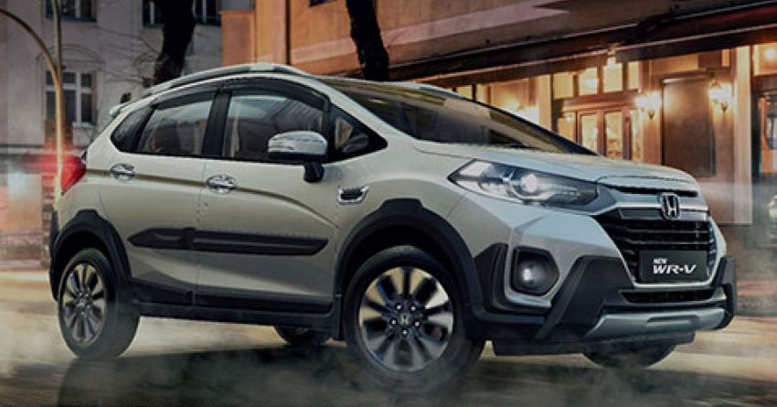2020 Honda WR-V facelift launched in India – updated styling and kit; petrol and diesel engines; from RM49k Image #1140795