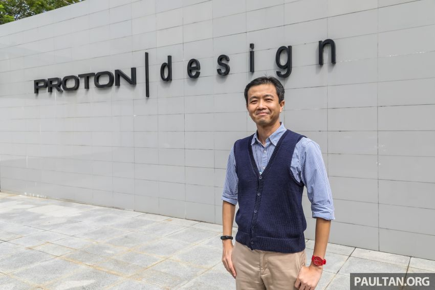 35 years of Proton – we talk to Azlan Othman about the evolution of design, and what to expect for the future Image #1144194