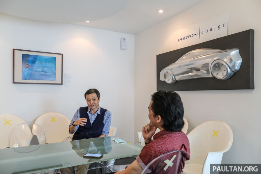 35 years of Proton – we talk to Azlan Othman about the evolution of design, and what to expect for the future Image #1144185