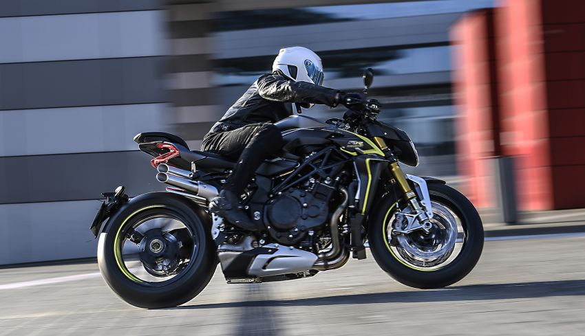 2020 MV Agusta Brutale RR revealed, 208 hp, 116 Nm Image #1138903