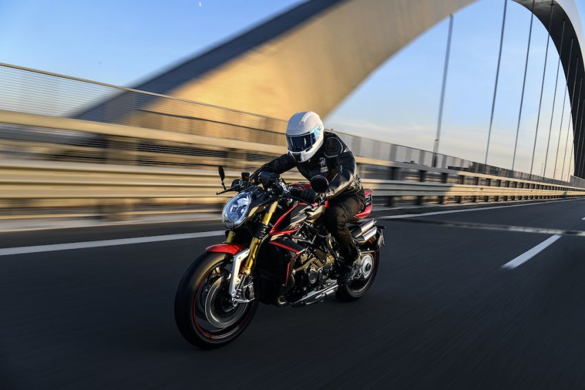2020 MV Agusta Brutale RR revealed, 208 hp, 116 Nm Image #1138917