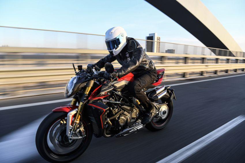 2020 MV Agusta Brutale RR revealed, 208 hp, 116 Nm Image #1138918
