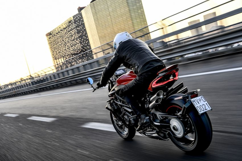 2020 MV Agusta Brutale RR revealed, 208 hp, 116 Nm Image #1138920