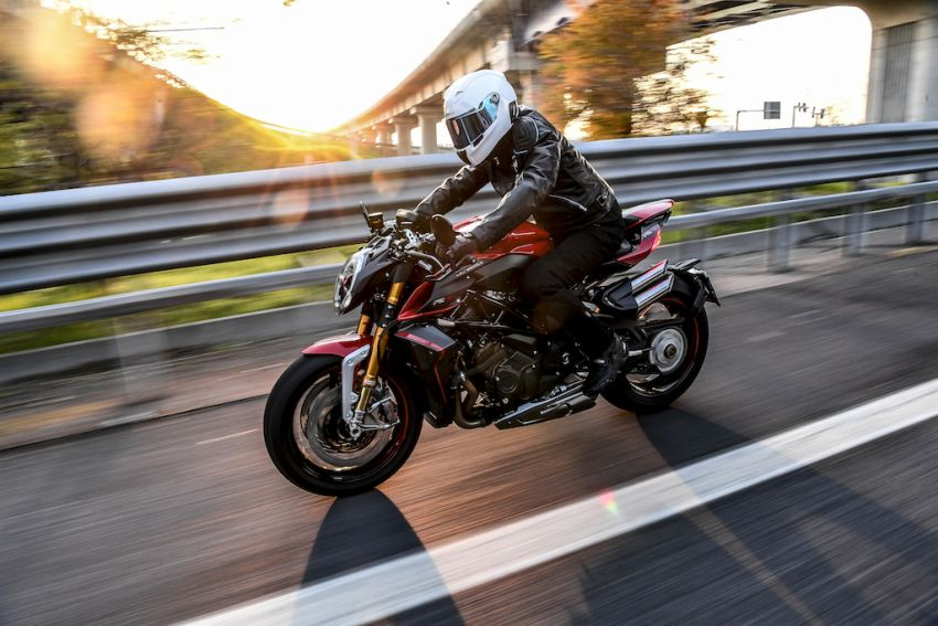2020 MV Agusta Brutale RR revealed, 208 hp, 116 Nm Image #1138923