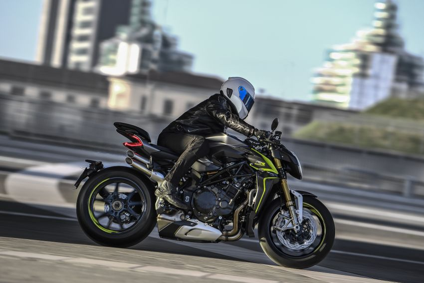 2020 MV Agusta Brutale RR revealed, 208 hp, 116 Nm Image #1138905