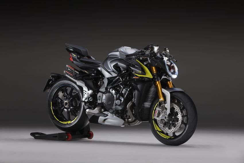 2020 MV Agusta Brutale RR revealed, 208 hp, 116 Nm Image #1138975