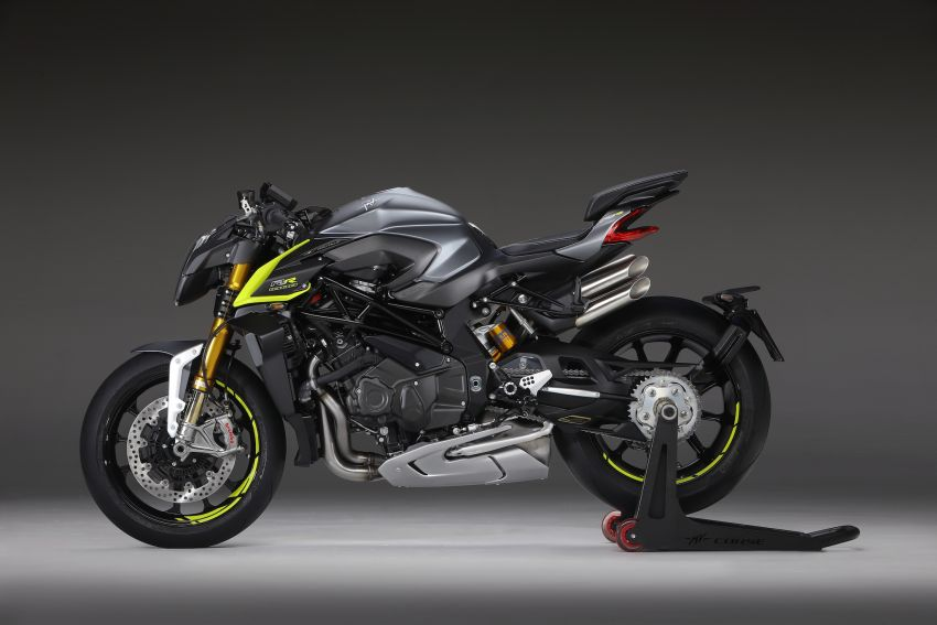 2020 MV Agusta Brutale RR revealed, 208 hp, 116 Nm Image #1138976