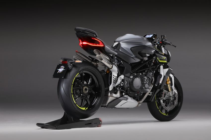 2020 MV Agusta Brutale RR revealed, 208 hp, 116 Nm Image #1138978