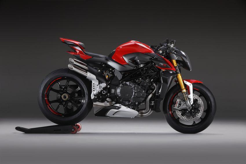 2020 MV Agusta Brutale RR revealed, 208 hp, 116 Nm Image #1138980