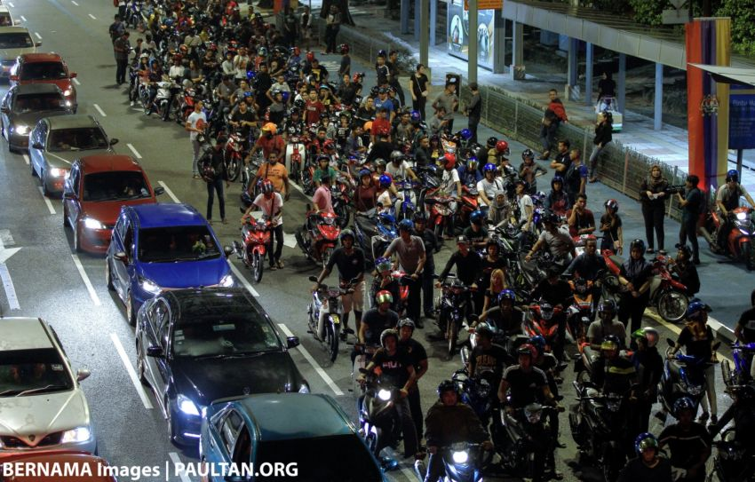 Malaysian police to use POCA Act to curb illegal races Image #1140807