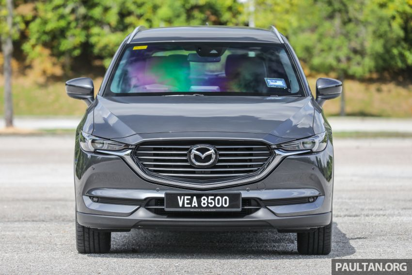 GALERI: Mazda CX-8 2.2D AWD High — dari RM206k Image #1141253