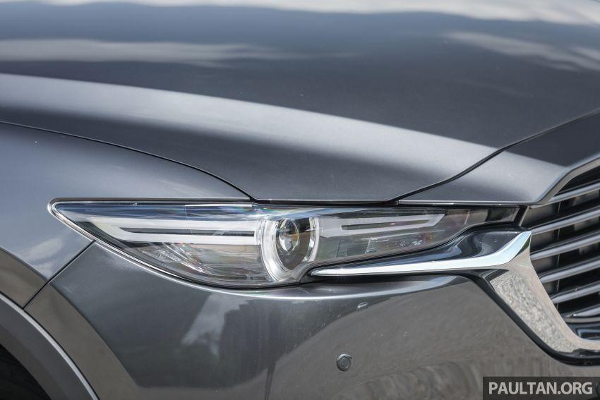GALERI: Mazda CX-8 2.2D AWD High — dari RM206k Image #1141259