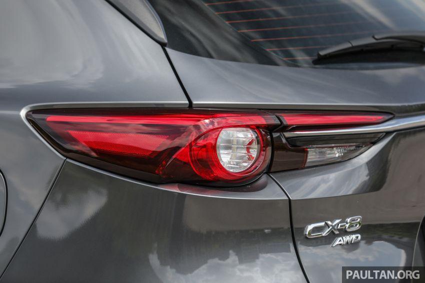 GALERI: Mazda CX-8 2.2D AWD High — dari RM206k Image #1141273