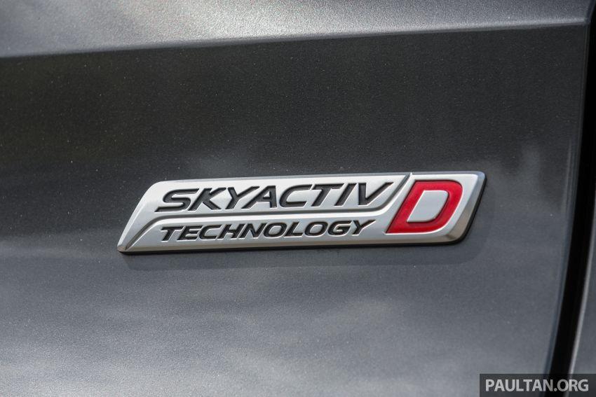 GALERI: Mazda CX-8 2.2D AWD High — dari RM206k Image #1141279