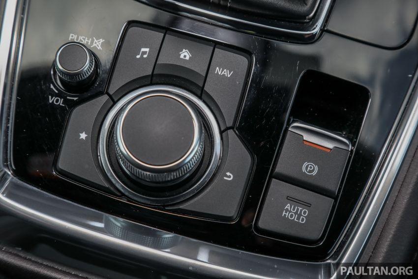 GALERI: Mazda CX-8 2.2D AWD High — dari RM206k Image #1141299
