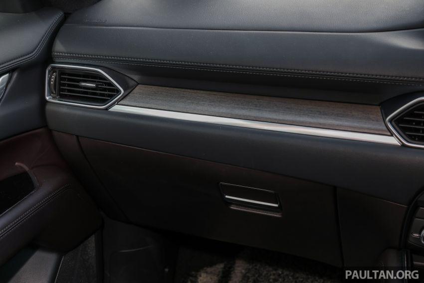 GALERI: Mazda CX-8 2.2D AWD High — dari RM206k Image #1141302