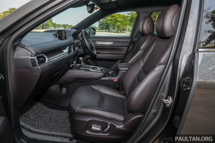 GALERI: Mazda CX-8 2.2D AWD High — dari RM206k Image #1141311