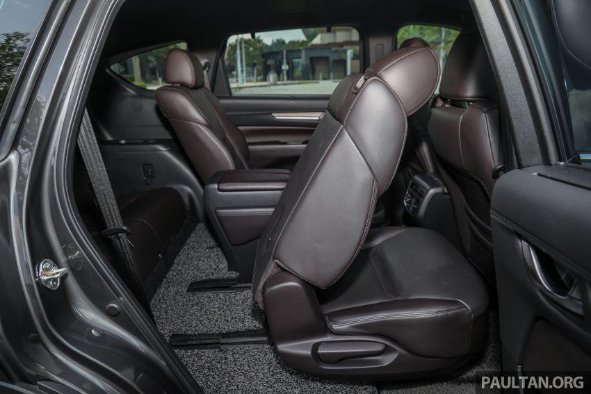 GALERI: Mazda CX-8 2.2D AWD High — dari RM206k Image #1141322