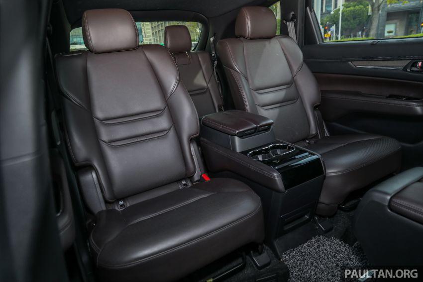 GALERI: Mazda CX-8 2.2D AWD High — dari RM206k Image #1141323