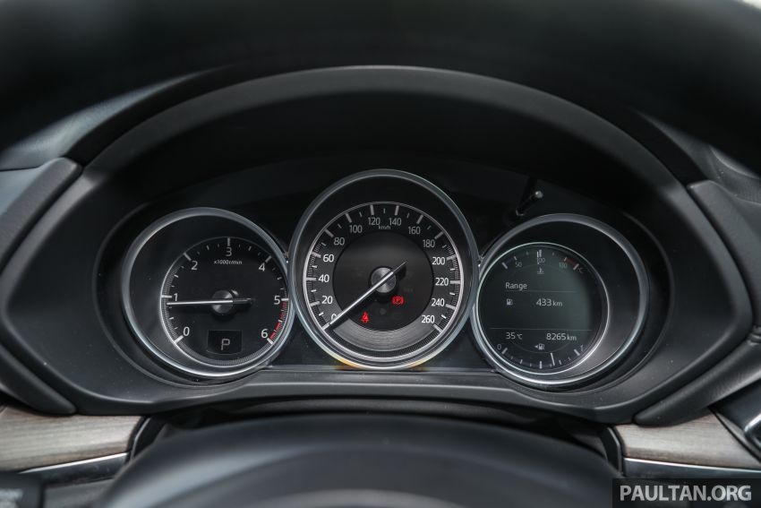 GALERI: Mazda CX-8 2.2D AWD High — dari RM206k Image #1141284