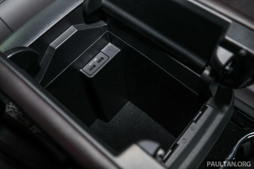 GALERI: Mazda CX-8 2.2D AWD High — dari RM206k Image #1141326