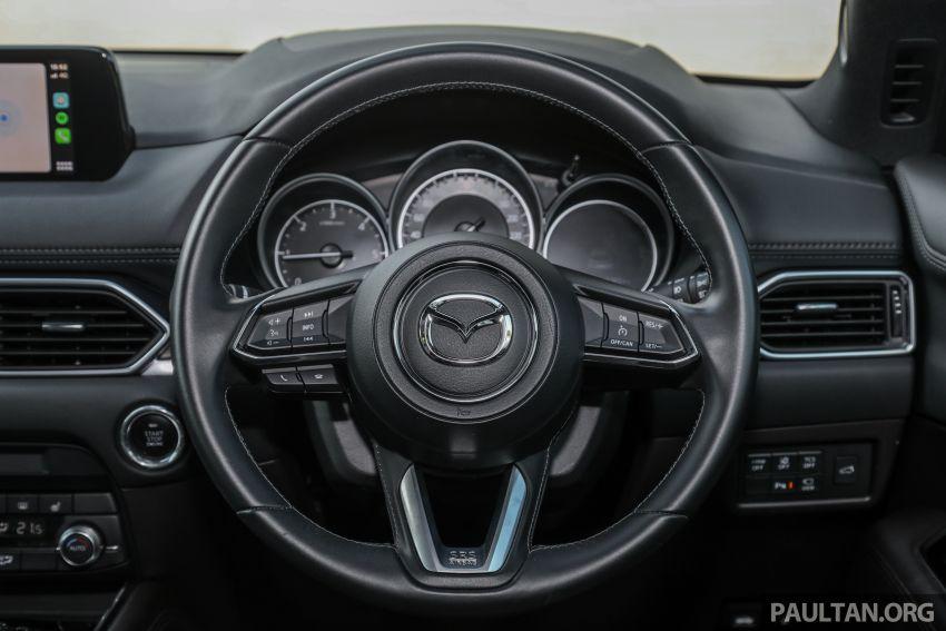 GALERI: Mazda CX-8 2.2D AWD High — dari RM206k Image #1141286