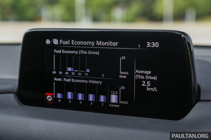 GALERI: Mazda CX-8 2.2D AWD High — dari RM206k Image #1141289
