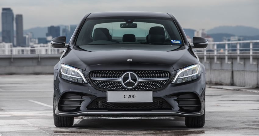 2020 Mercedes-Benz C200 AMG Line launched in Malaysia – 2.0L Turbo replaces 1.5L EQ Boost, RM252k Image #1146340