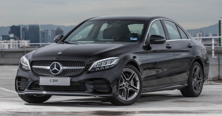 2020 Mercedes-Benz C200 AMG Line launched in Malaysia – 2.0L Turbo replaces 1.5L EQ Boost, RM252k Image #1146343
