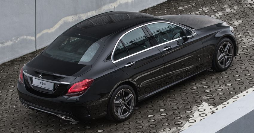 2020 Mercedes-Benz C200 AMG Line launched in Malaysia – 2.0L Turbo replaces 1.5L EQ Boost, RM252k Image #1146345